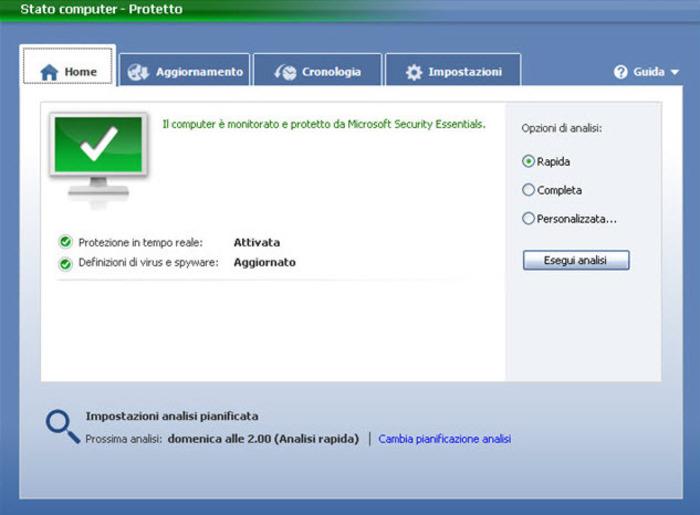 تحميل برنامج مايكروسوفت للحماية من الفيروسات