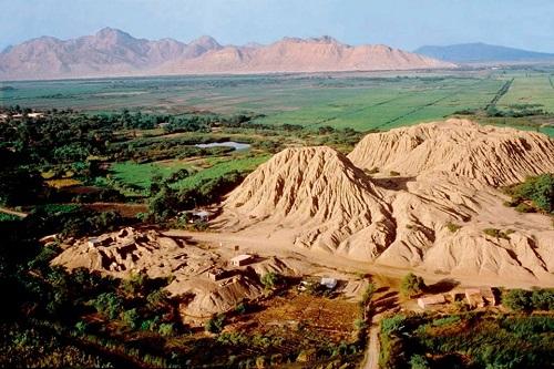 Tumbas Reales de Sipán o Huaca Rajada