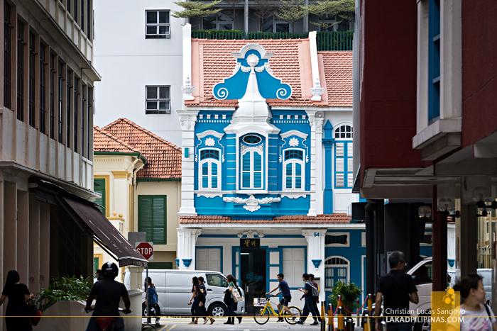 Singapore Layover