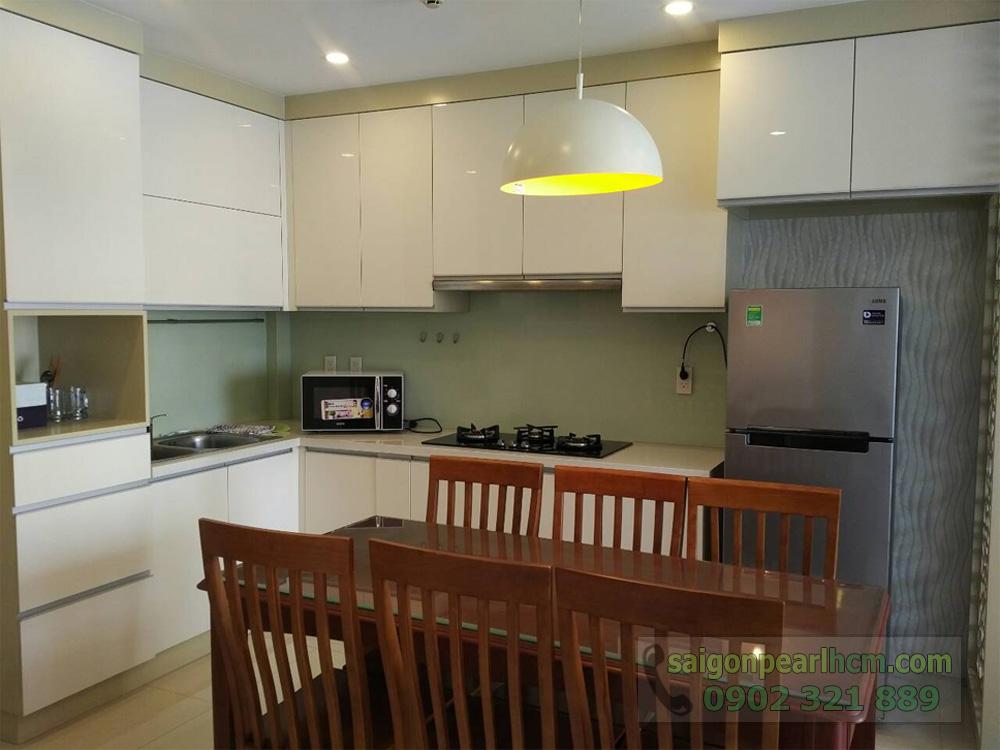 SaigonPearl cho thuê tầng 32 full nội thất giá cực tốt