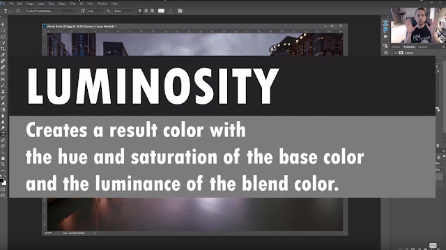 The Color vs Luminosity Blend Mode in Photoshop