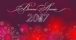 bonne ann�e 2017