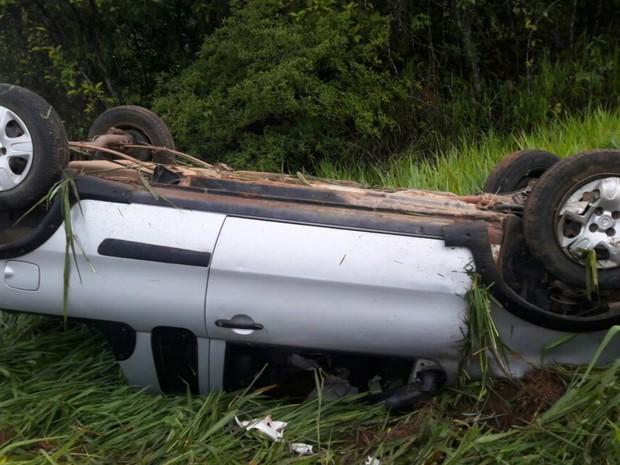 Motorista morre e três pessoas ficam feridas em acidente na BR 364 em RO