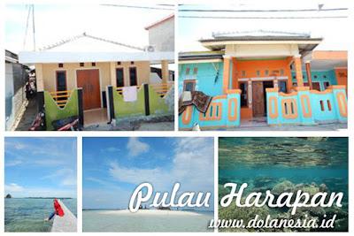 Ke Pulau Harapan, Pulau Perak, Kayu Angin 2019