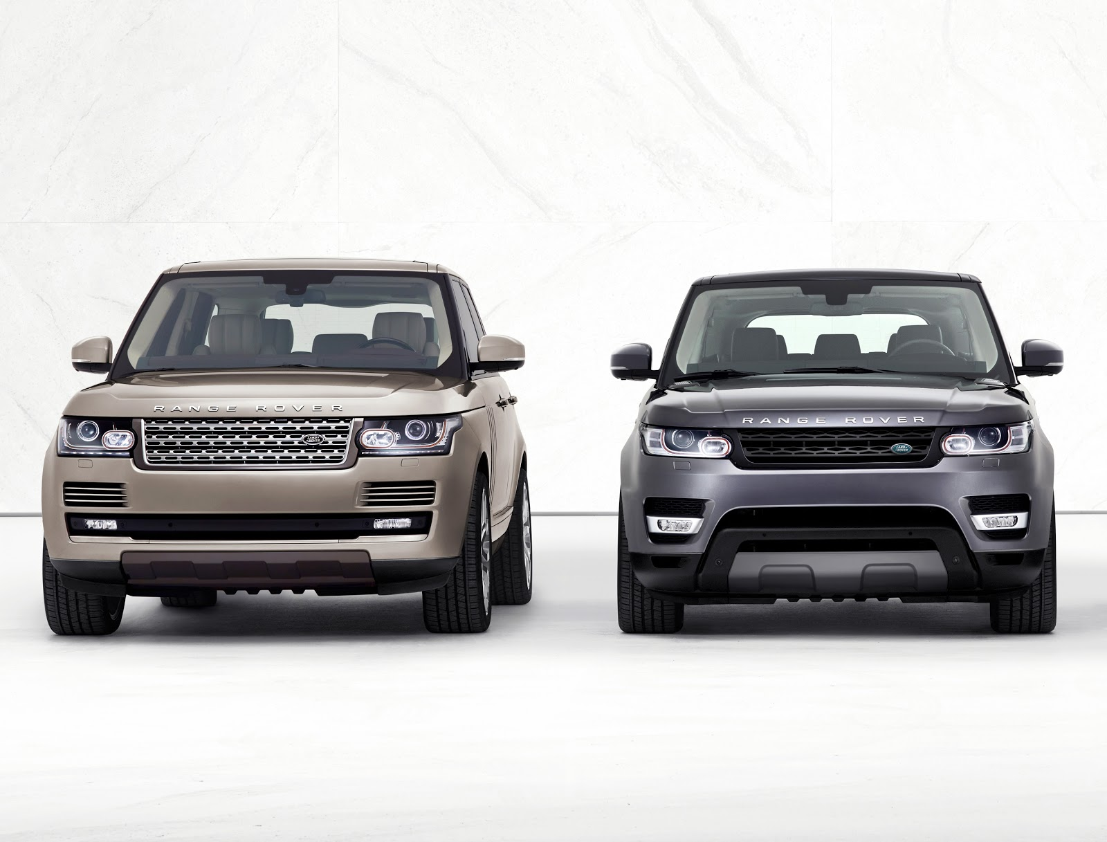 Jake s Car World 2014 Range Rover Sport Debut in New York with
