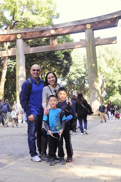 Tokyo Travel: Meiji Jingu Shrine