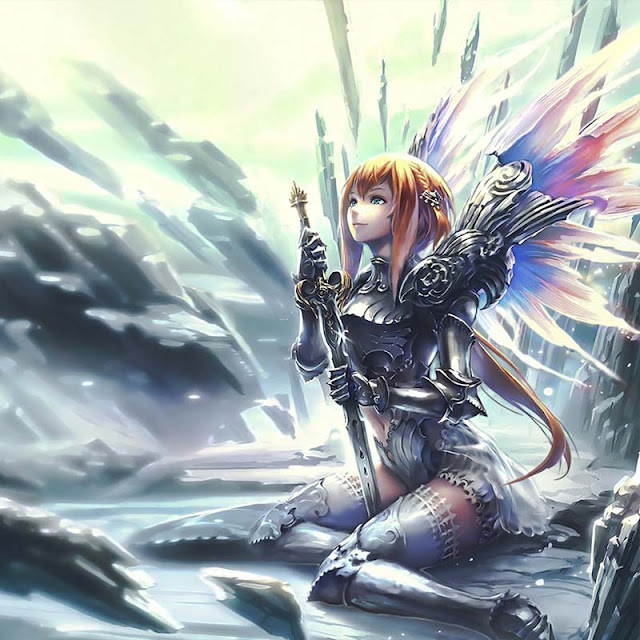 Seraph Lapis - Shadowverse Wallpaper Engine