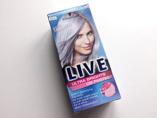 Disappointing Product | Schwarzkopf LIVE Steel Silver