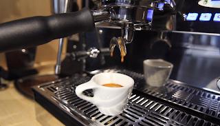Ristretto Kahve Yapımı