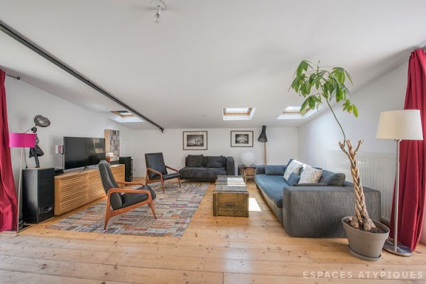 C mo solucionar un techo bajo decoraci n - Lamparas para techos bajos ...