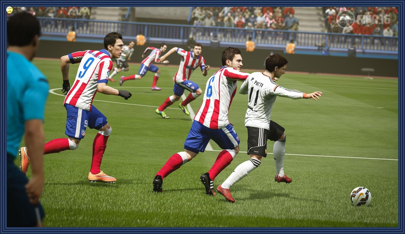 كوكب الالعاب Download FIFA 16 demo