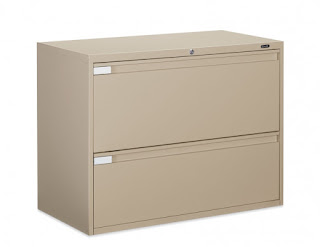 Quick Shipping File Cabinets from Global Total Office