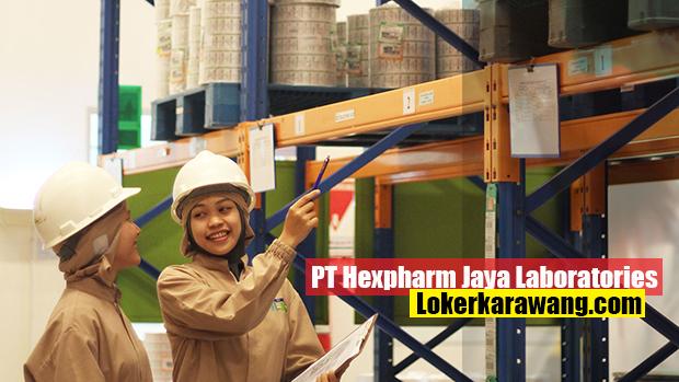 PT Hexpharm Jaya Laboratories Cikarang