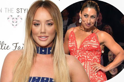 , Celebrity big brother feud As Charlotte Crosby launched a blistering attack on Saira Khan, Latest Nigeria News, Daily Devotionals & Celebrity Gossips - Chidispalace