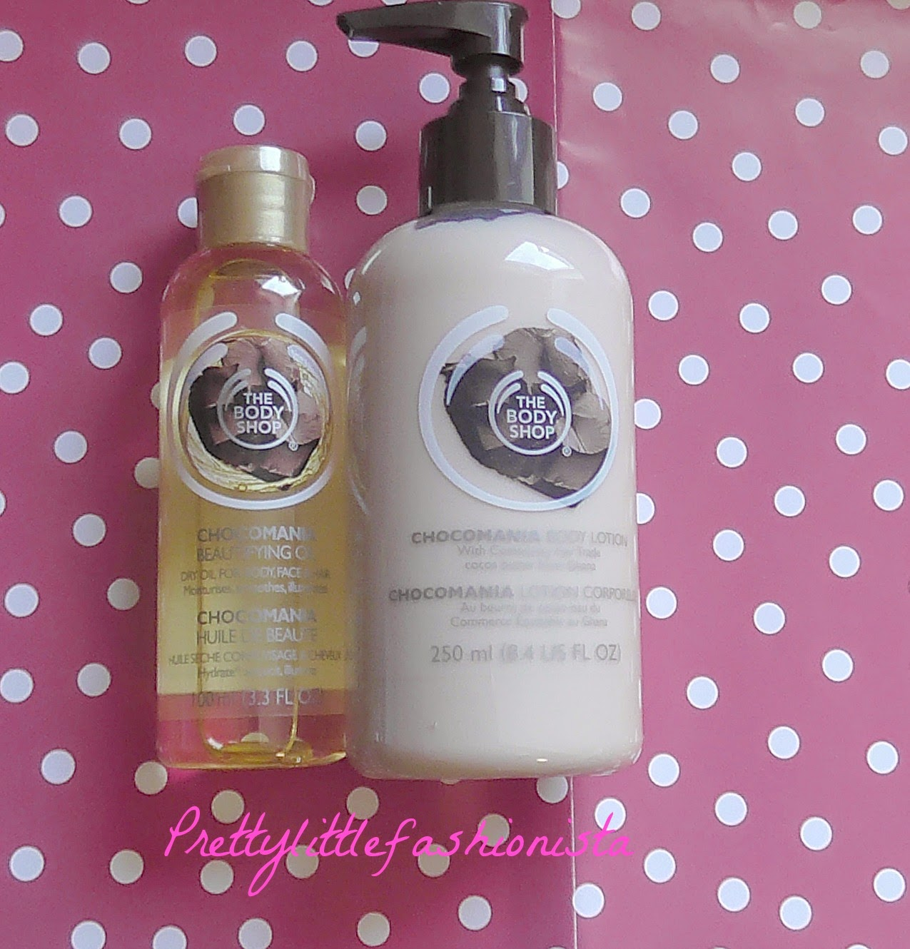 The Body Shop Haul