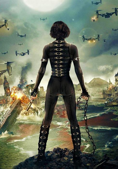 Alice împotriva lumii: Resident Evil
