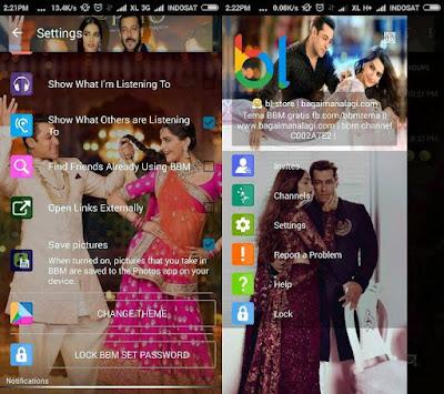 BBM Mod Salman Khan