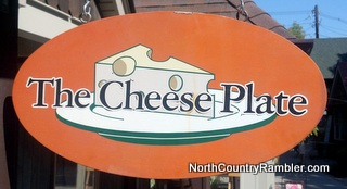 The Cheese Plate, New Paltz, NY - North Country Rambler