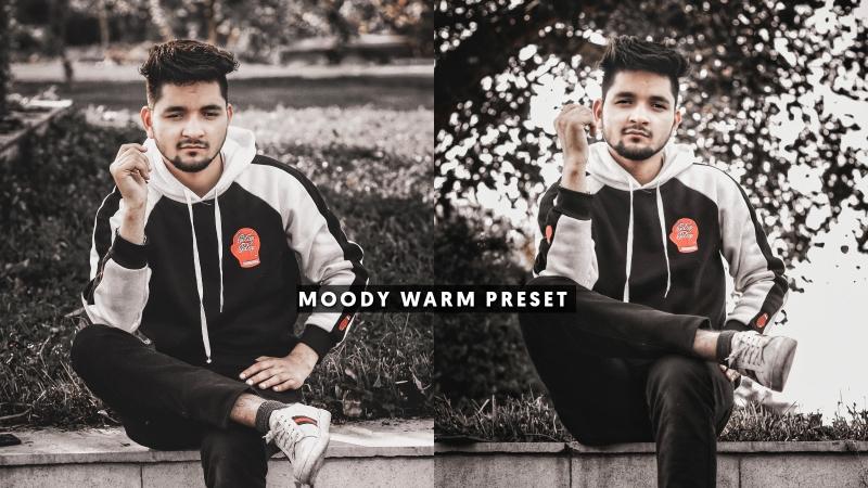 Moody Warm Mobile Lightroom Preset - Lightroom Preset
