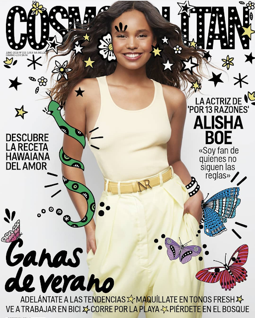 Revista Cosmopolitan Cuidarsealos50