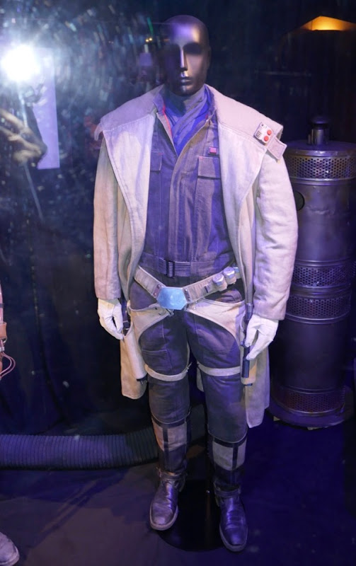 Woody Harrelson Solo Star Wars Tobias Beckett costume