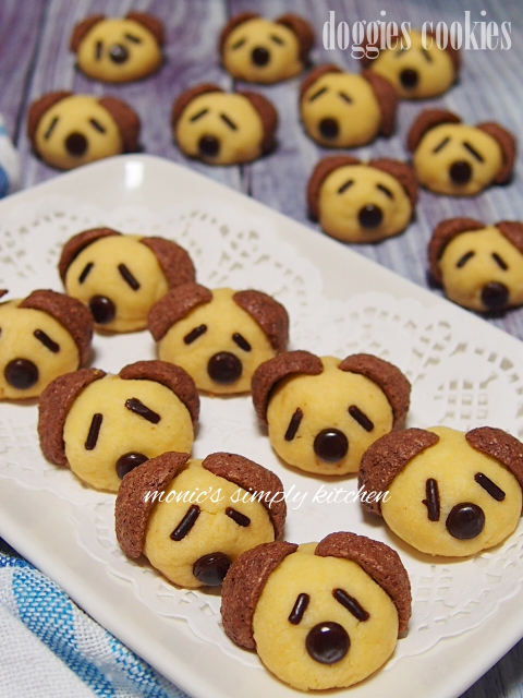 resep doggies cookies nastar
