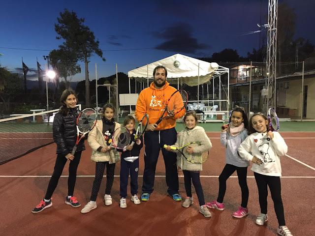 Profesor de Tenis en Badajoz