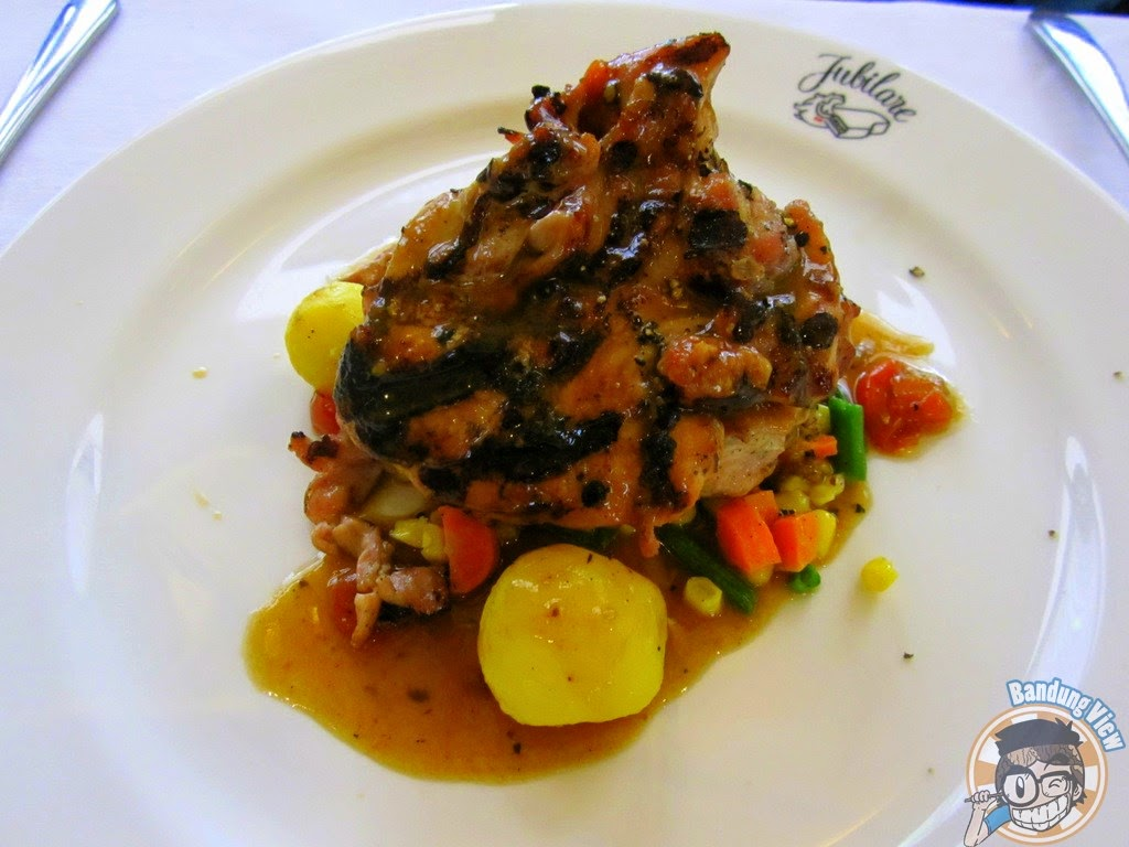Jubilare Grilled Baby Chicken