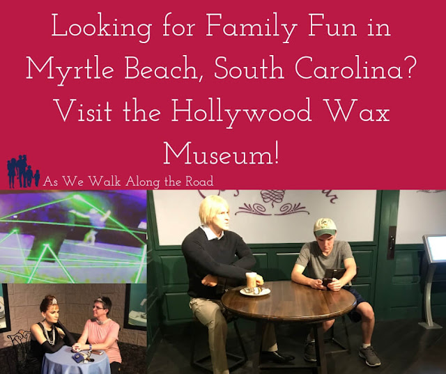 Hollywood Wax Museum, Myrtle Beach SC