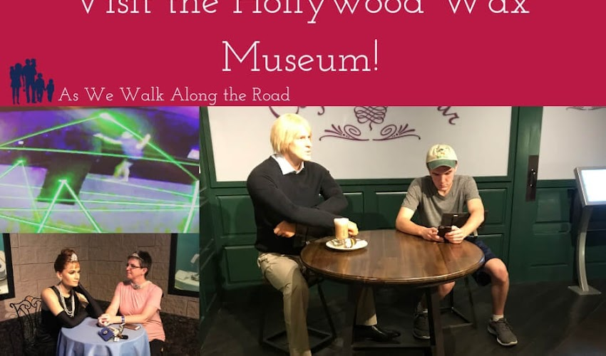 Looking for Awesome Family Fun in Myrtle Beach, SC? Try the Hollywood Wax Museum!
