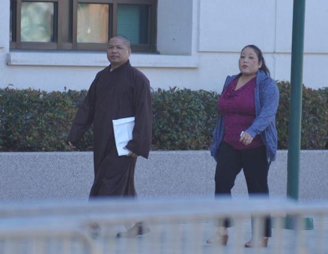 Monje budista roba dinero de su templo para gastar en casino