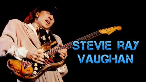 Biografía y Equipo de Stevie Ray Vaughan
