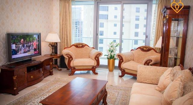 شقق Keysplease - Luxury 2 Bedroom Dubai