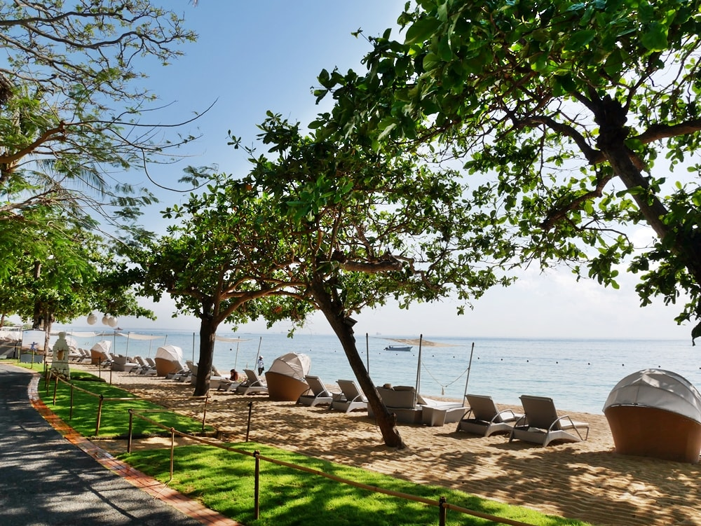 THE WESTIN RESORT NUSA DUA BALI BEACH AREA