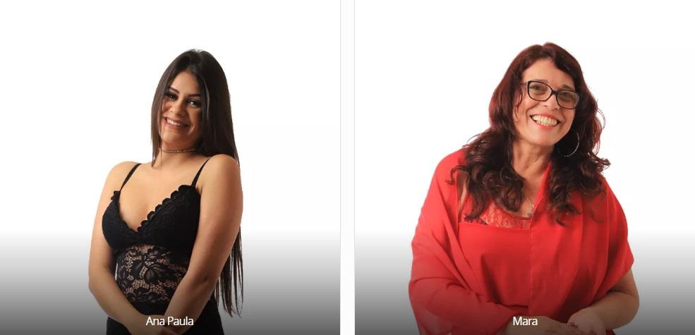 Vote no Paredão do BBB18 desta semana: ANA PAULA X  MARA e veja a enquete de quem esta ganhando
