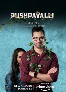 Pushpavalli 2020 Hindi S02 Complete Web Series 720p HDRip 1.4GB