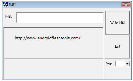 Download MTK IMEI Tool To Flash Single IMEI On MediaTek (MTK)