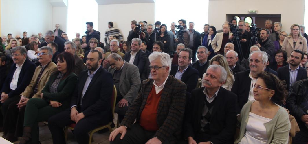 ... της υποψηφιότητας του Κώστα Κατσιμίγα για την Περιφέρεια Ανατολικής  Μακεδονίας - Θράκης. Ο κ. Κατσιμίγας ηγείται μιας ΑΝΕΞΑΡΤΗΤΗΣ ΕΝΩΤΙΚΗΣ  ΠΡΩΤΟΒΟΥΛΙΑΣ d8996754a89