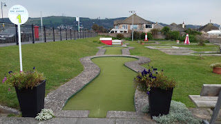 Prestatyn Crazy Golf