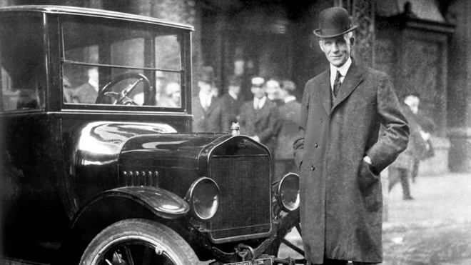 5 Things You Might Not Know About Henry Ford