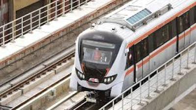 Metro+Rail+Project