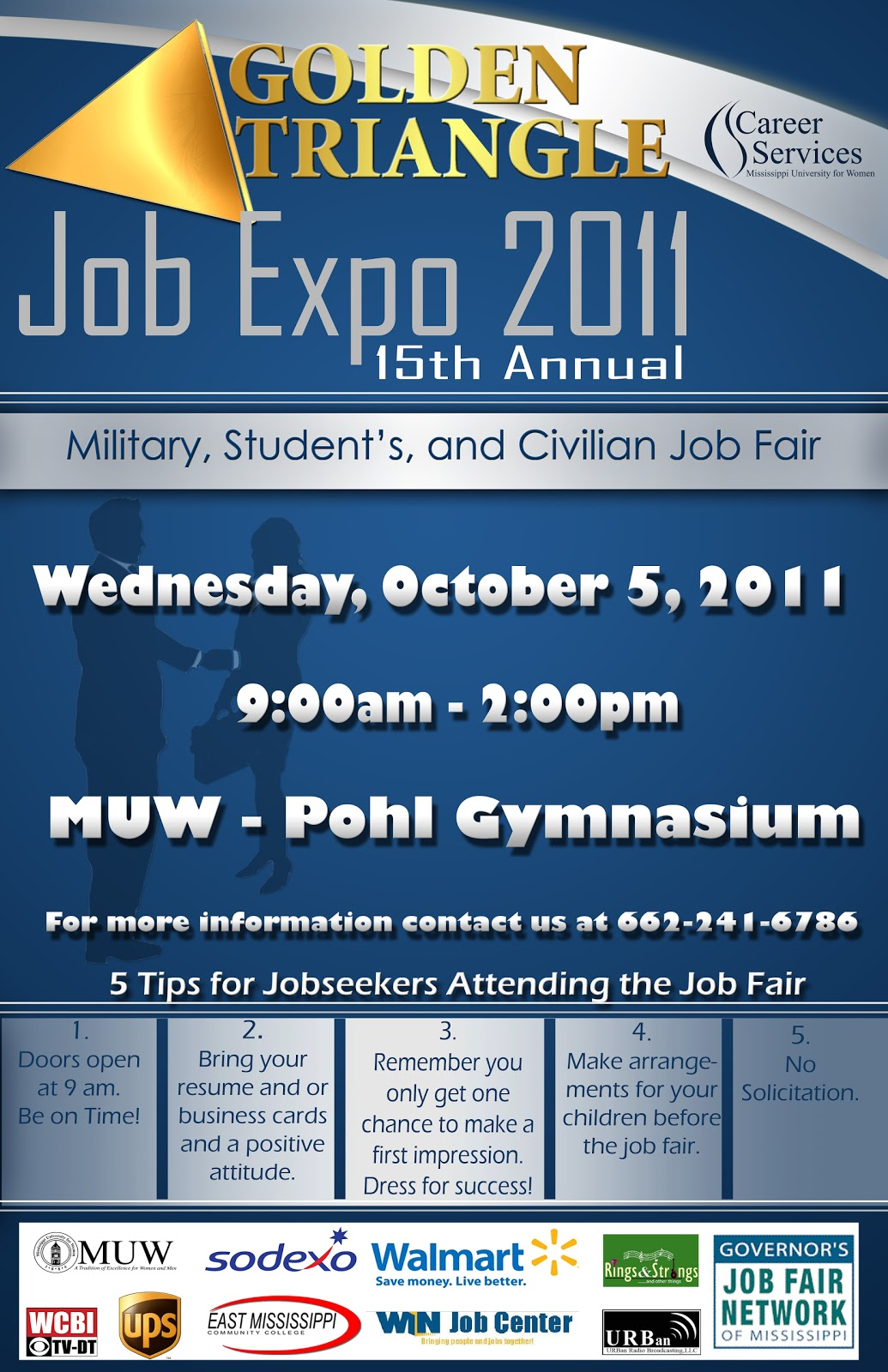Military civilian hot jobs events and helpful information for golden triangle u miss women job expo 2011 oct 5 1betcityfo Gallery