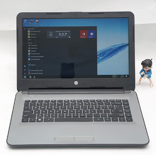 HP 14-an004AU - Laptop bekas