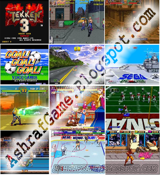 The Best Mame32 Games