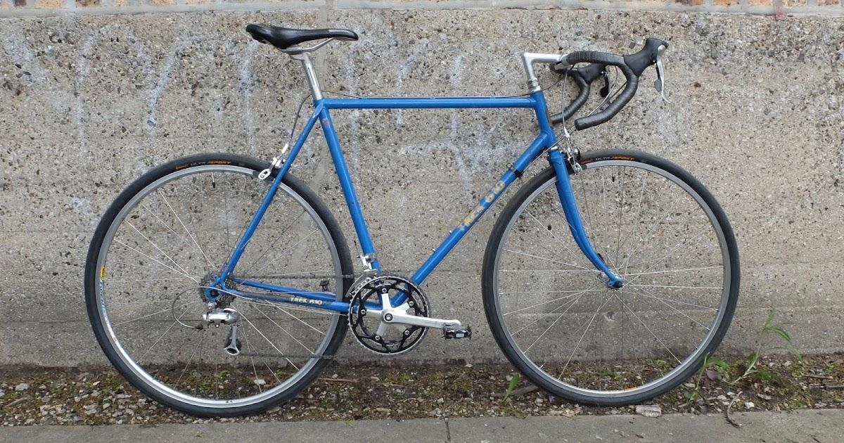 Bolts Bikes Trek 610 Road Bike 58cm