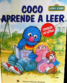 Resultado de imagen de coco aprende a leer