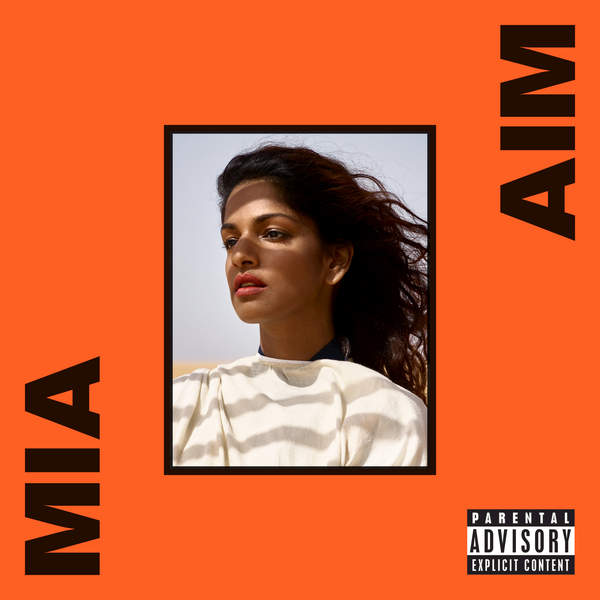 M.I.A. - Freedun (feat. ZAYN) - Single Cover