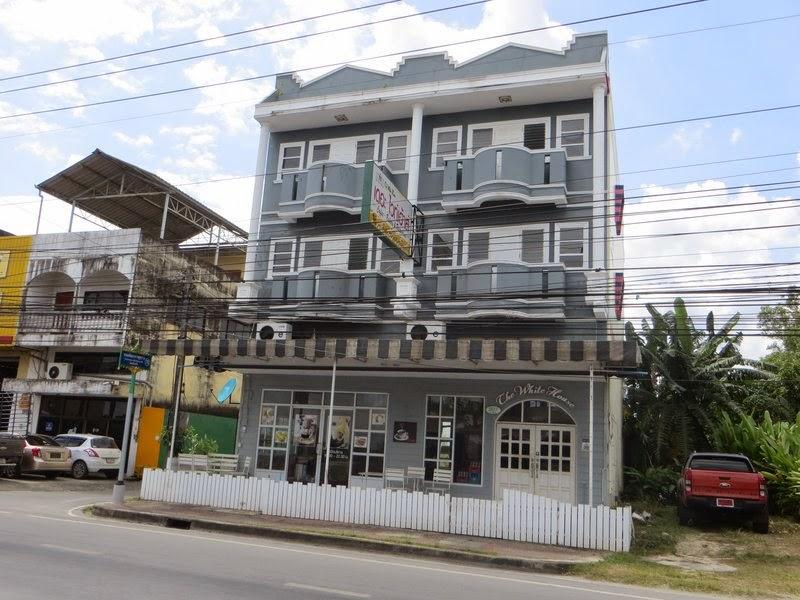 Интересный дом Таиланд
