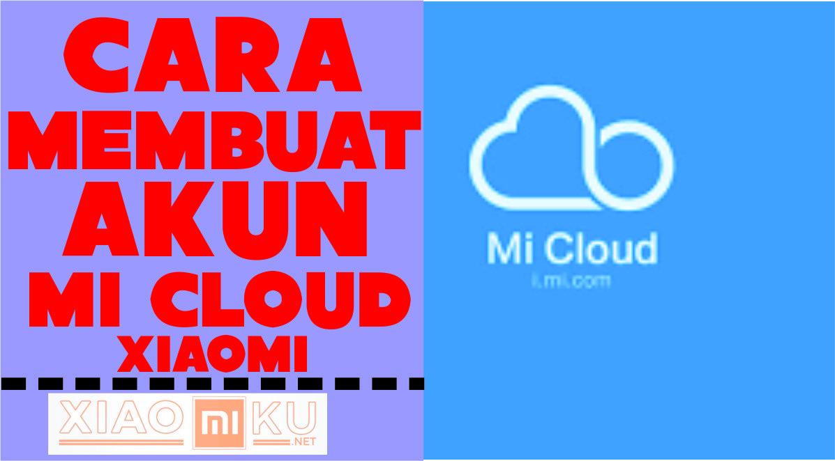 Cara Menciptakan Mi Cloud Storage Xiaomi Terbaru - PENCURY