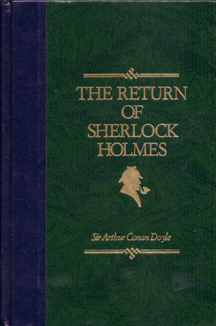 The Return of Sherlock Holmes by Arthur Conan Doyle (5 star review)